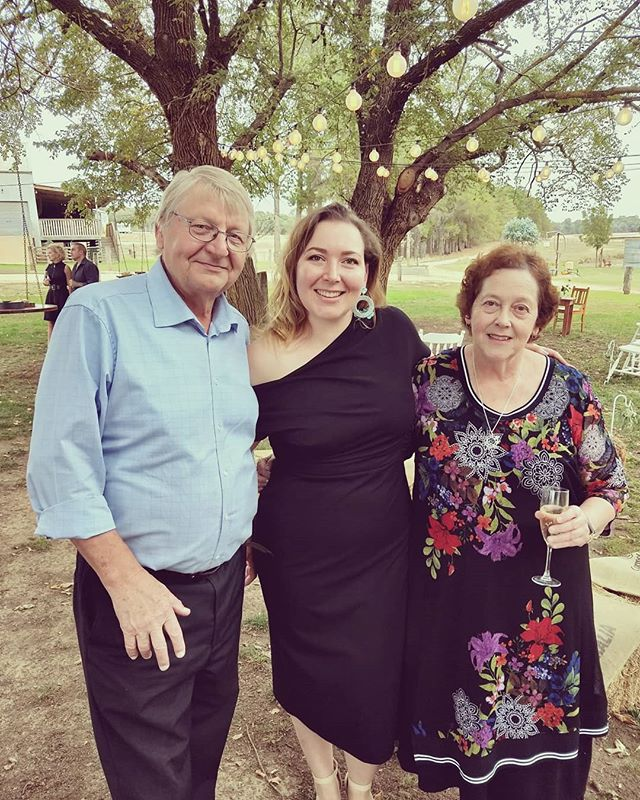 Celebrant milestone: performing a ceremony with your parents in the audience. Fortunately they gave me the seal of approval (and don't you worry - they wouldn't have shied away from giving me any feedback that crossed their minds! 😂).