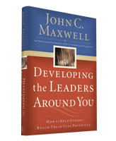 Developing the Leaders Around You by John C. Maxwell.