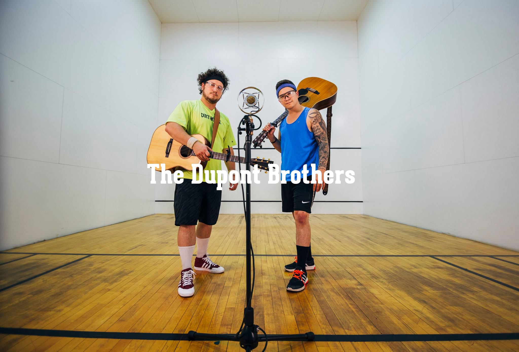 Ever since releasing their debut album in 2013, the brothers are important pillars of the Burlington music scene. Watch their session, live from a racquetball court.