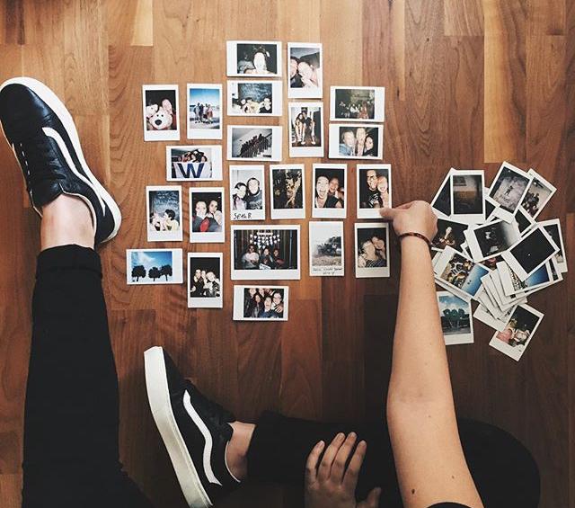 Polaroids // printed photos