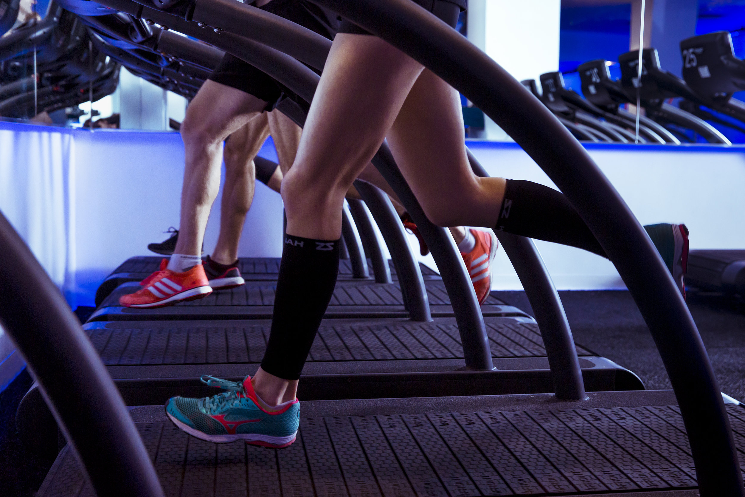 Mile High Run Club New York City Fitness Travel Lifestyle www.annakooiman.com Anna Kooiman treadmills cu MHRC