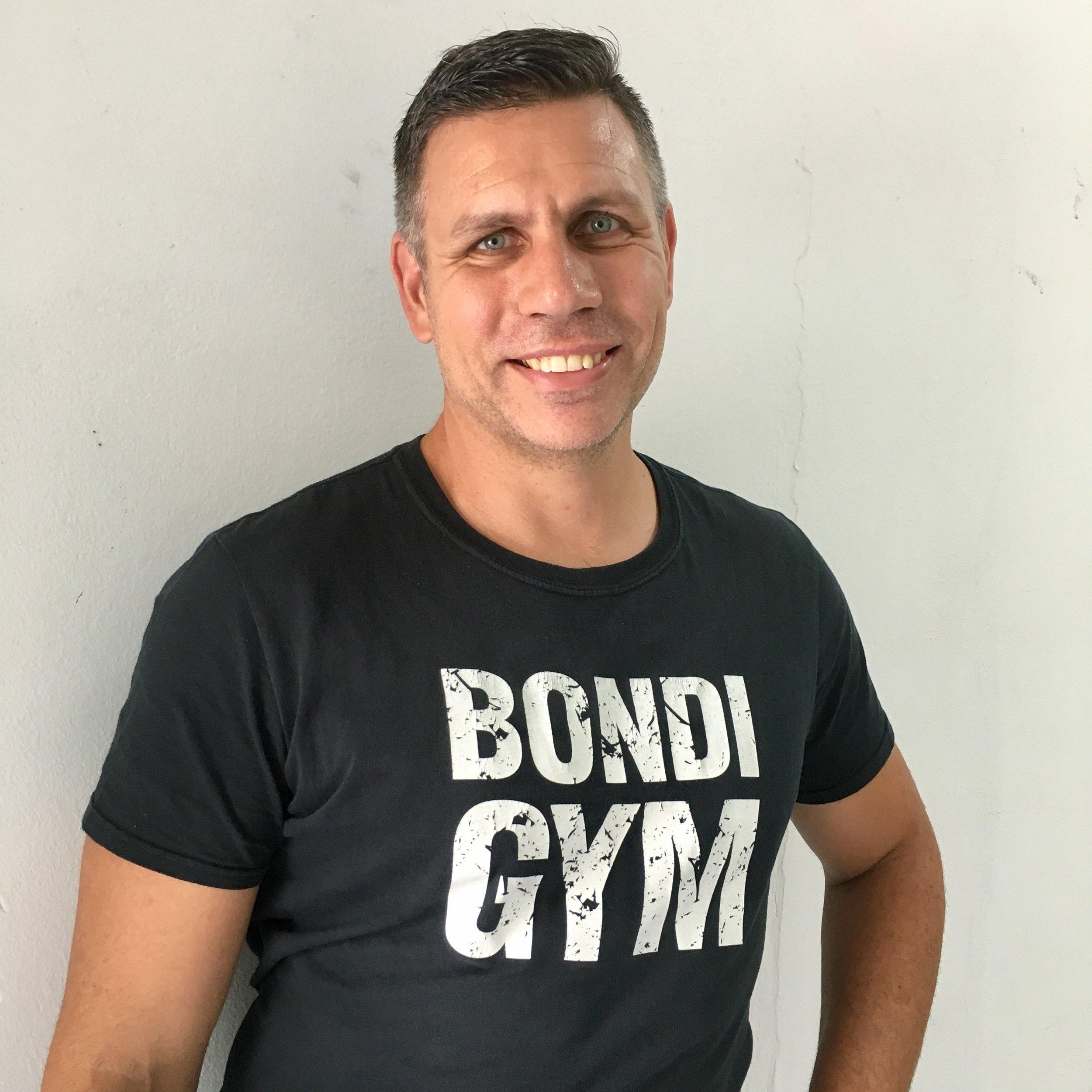 Michael Parker Bondi Gym www.AnnaKooiman.com