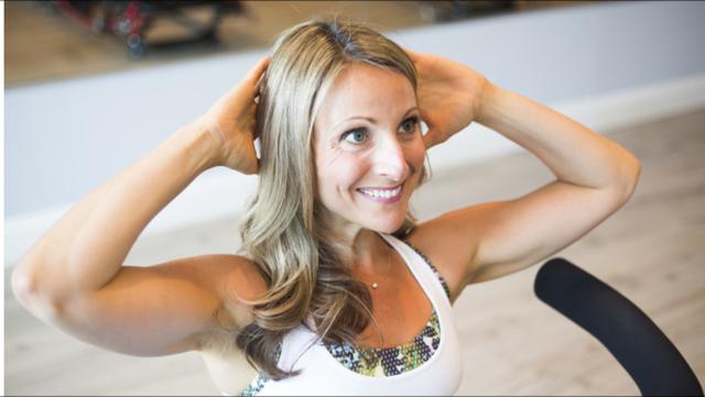 Julie Katz SLT instructor www.AnnaKooiman.com fitness travel lifestyle