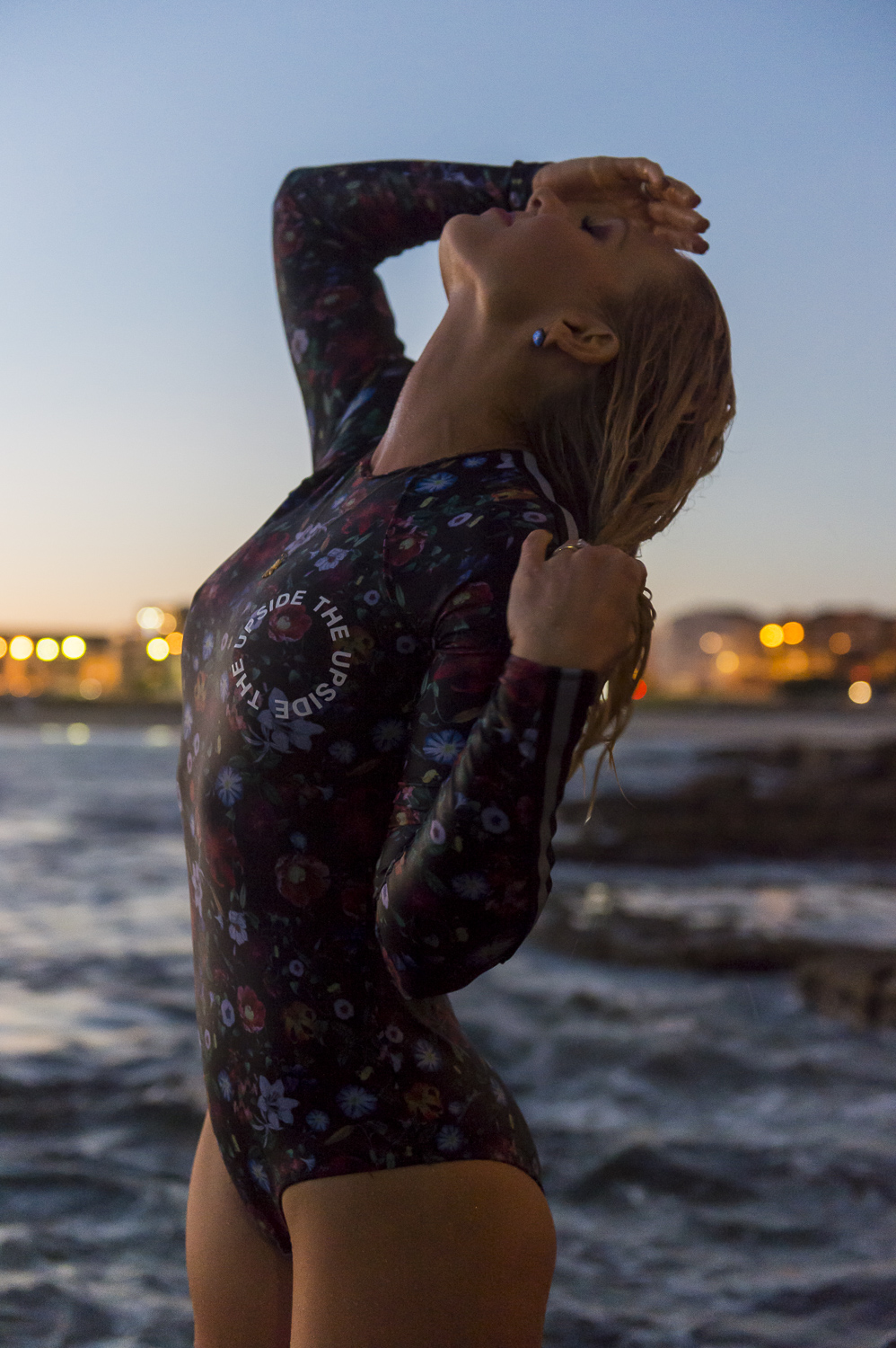 Anna Kooiman, North Bondi, AUSTRALIA, PHOTO: Lyndon Marceau