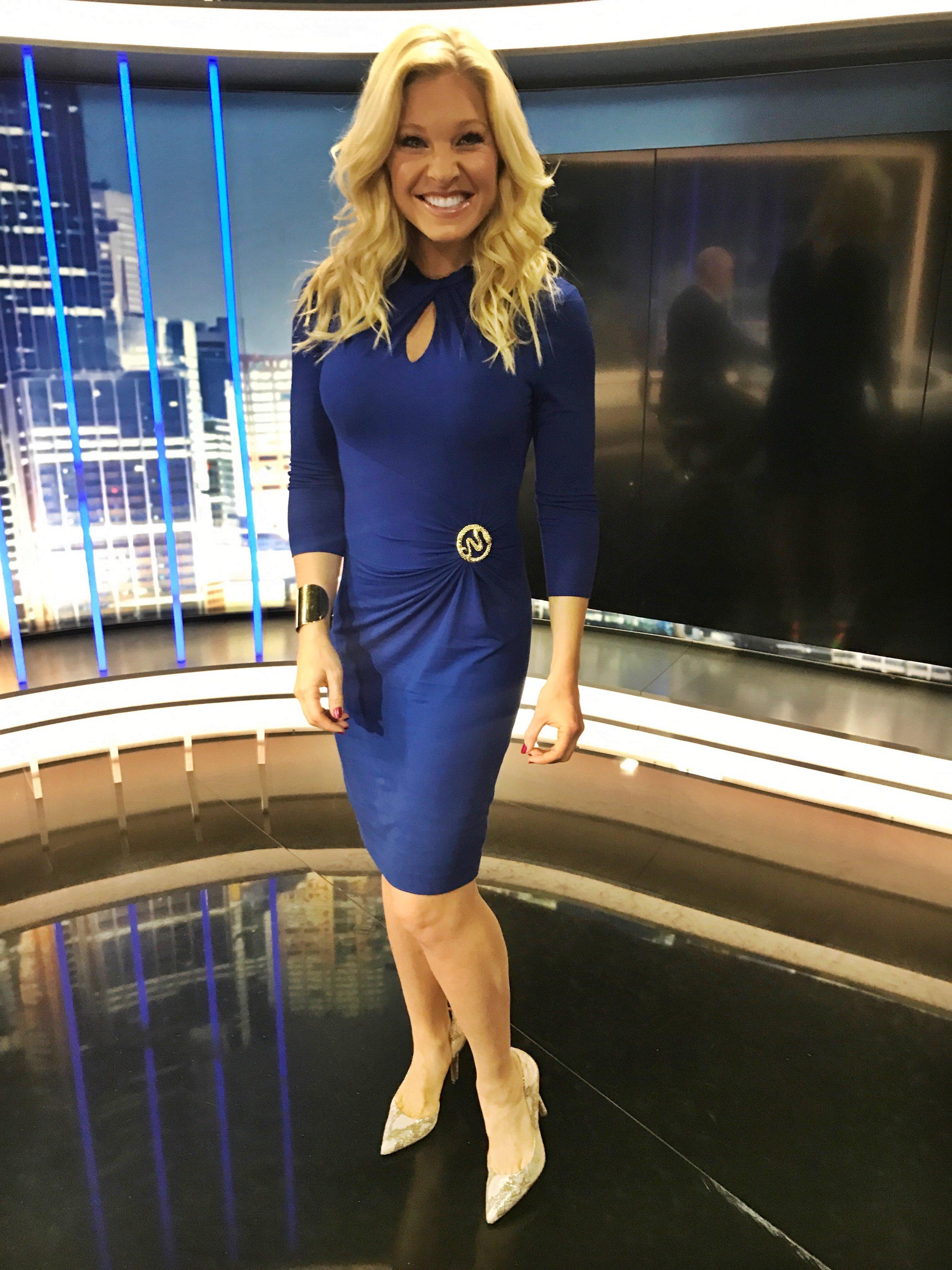 Anna Kooiman Sky News AnnaKooiman.com PML 25 Jan 2017 fitness travel lifestyle television tv news australia sydney