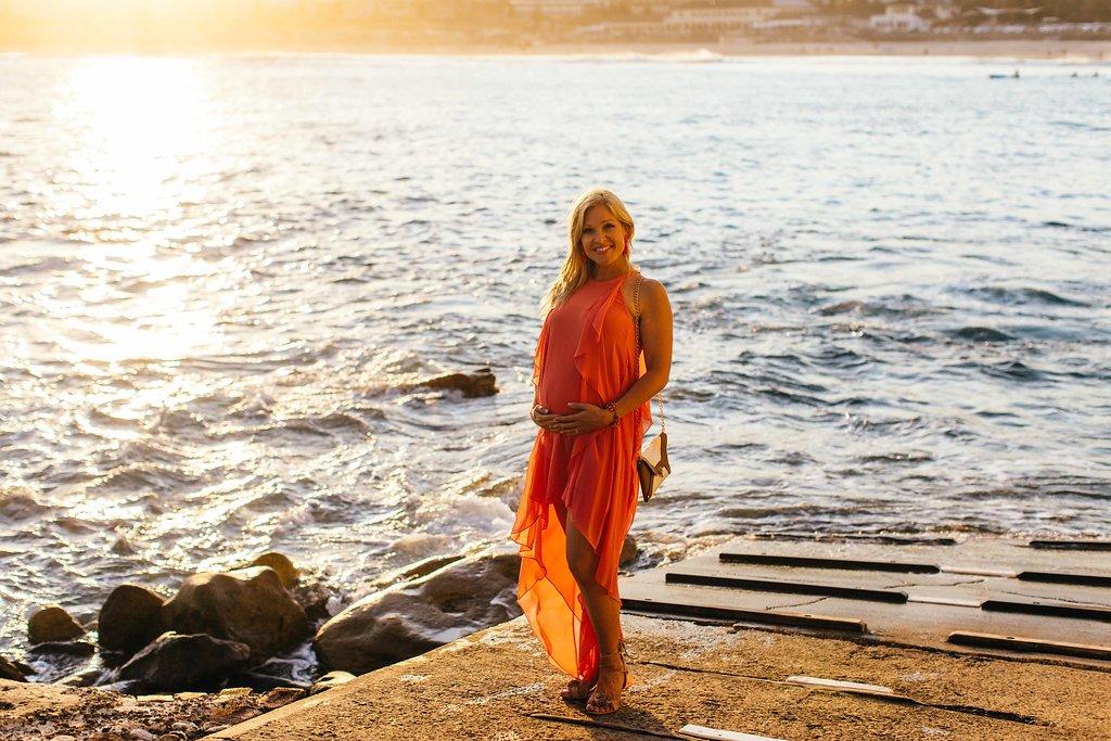Anna Kooiman annakooiman.com maternity pregnancy pregnant australia fashion fitness travel lifestyle  photo chris prestidge bcbg tony bianco erika lyons bondi beach sydney
