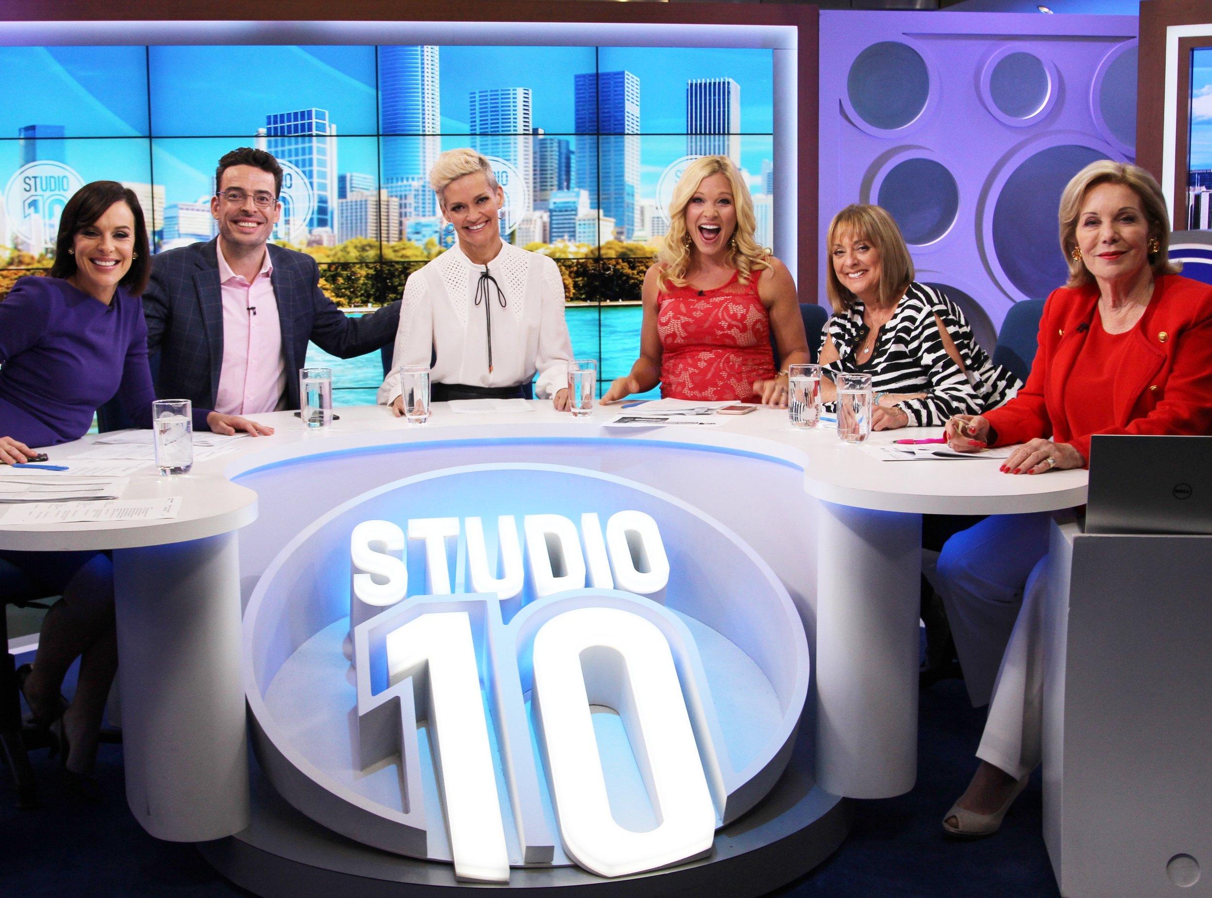 Anna Kooiman morning tv australian television aussie tv australia TV Studio Ten Network Ten Entertainment News Hollywood Headlines Showbiz File pregnant December 2017