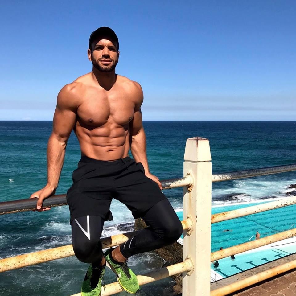 Levi Darby Speedo Fitness Club Bondi Beach Anna Kooiman AnnaKooiman.com fitness travel lifestyle fashion television sydney australia
