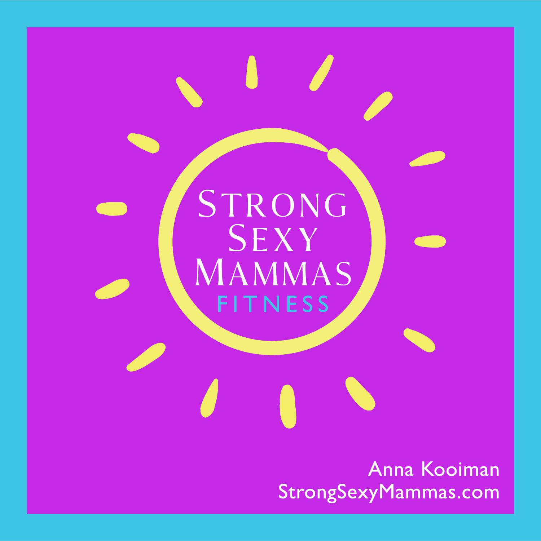 Anna Kooiman Strong Sexy Mammas postnatal fitness
