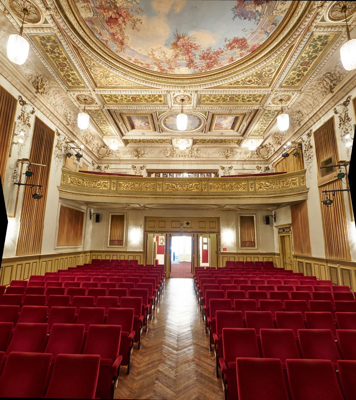 Vienna's English Theatre  Photo by Reinhard Reidinger