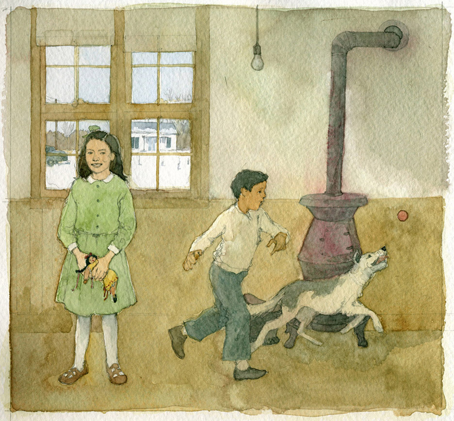 Virginia, Eddie & dog_inside.jpg