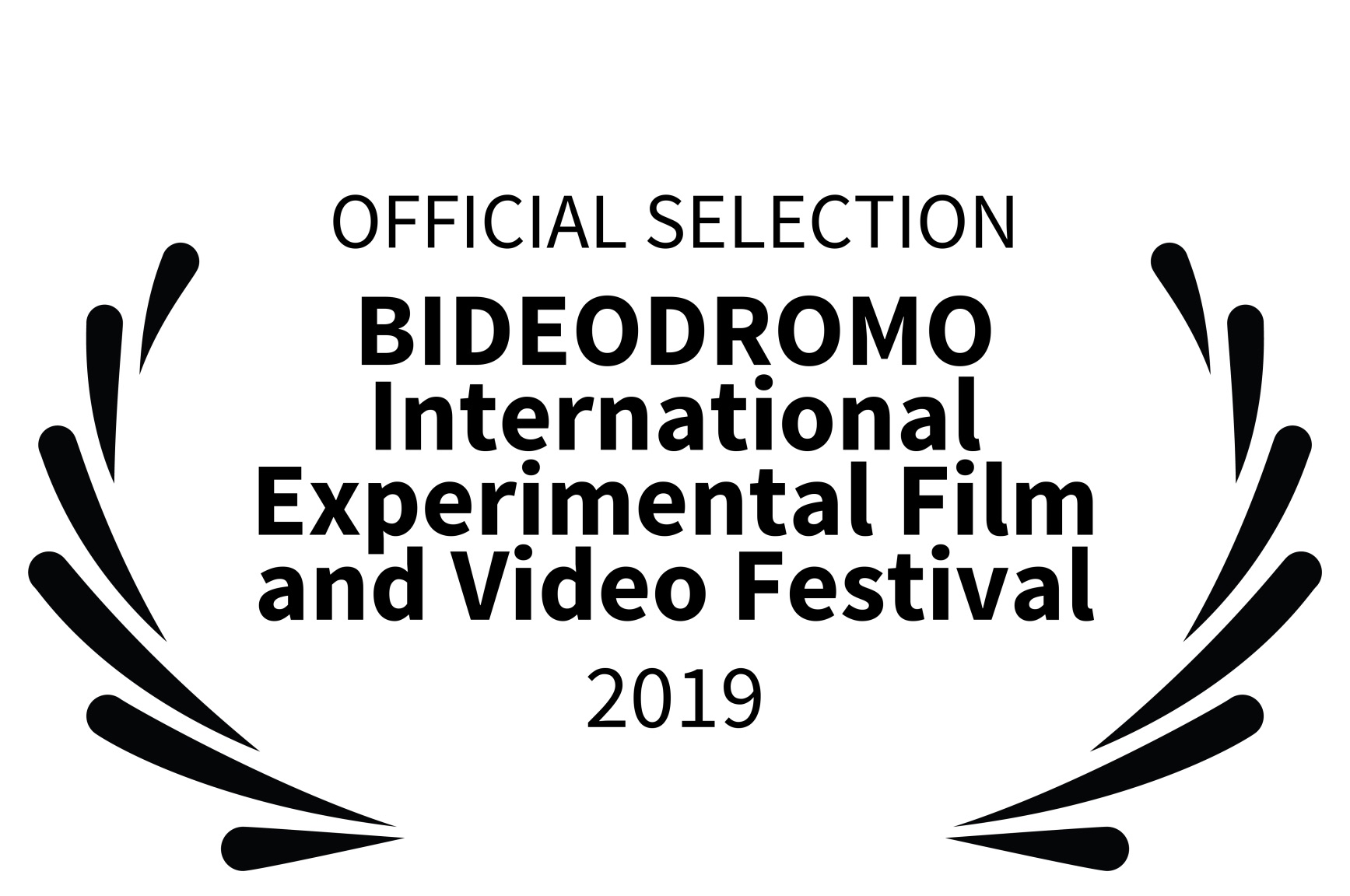 OFFICIAL SELECTION - BIDEODROMO International Experimental Film and Video Festival - 2019 (1) copy.jpg