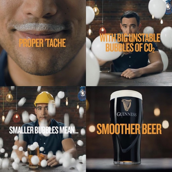 5 THINGS WE LEARNED MAKING SOCIAL CONTENT FOR GUINNESS - WORKING AT REDWOOD LONDON ON ONE OF THE GREATEST DRINKS BRAND ON THE PLANET.
