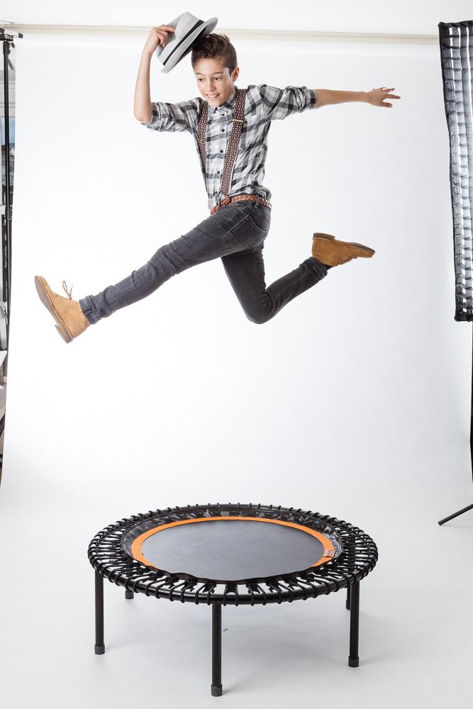 BEHIND THE SCENES Photo: Joost Dekkers | Model: Eja | Styling:  Global Styling - Saskia van der Linden