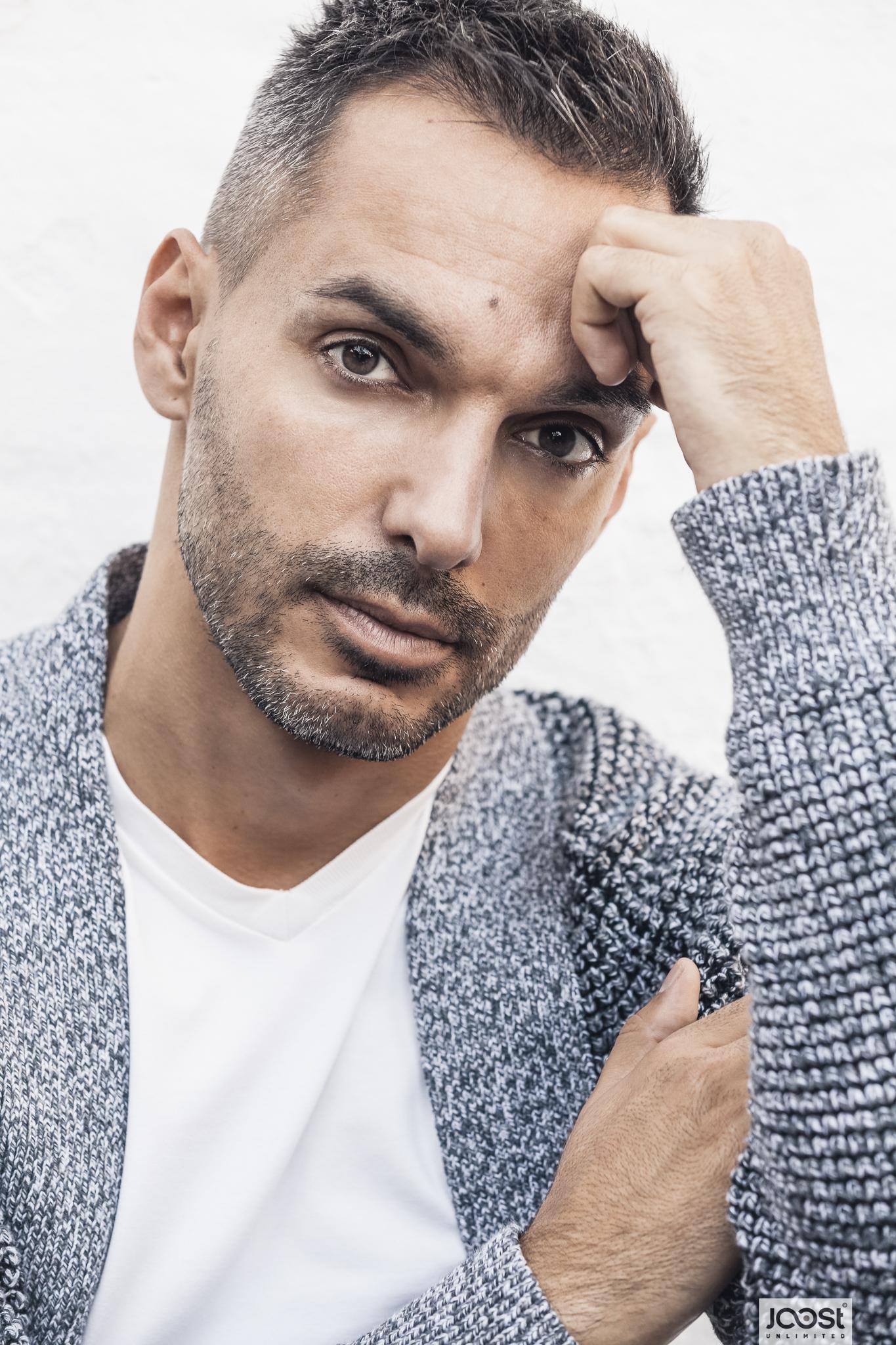 Model: Eduardo | Photo: Joost Unlimited