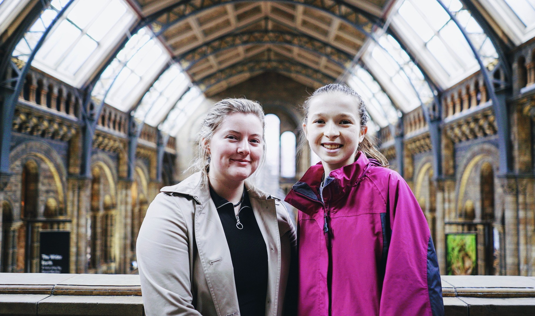 Gemma & Katelyn - Students for Environmental Change