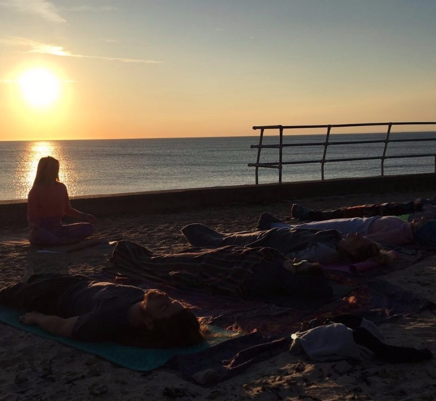 Beach Yoga - Mahina MassageSaturday at 0930 - Free Activity !As part of OCL's World Ocean Day celebrations, Mahina Massage will be running a beach yoga session at Sands.