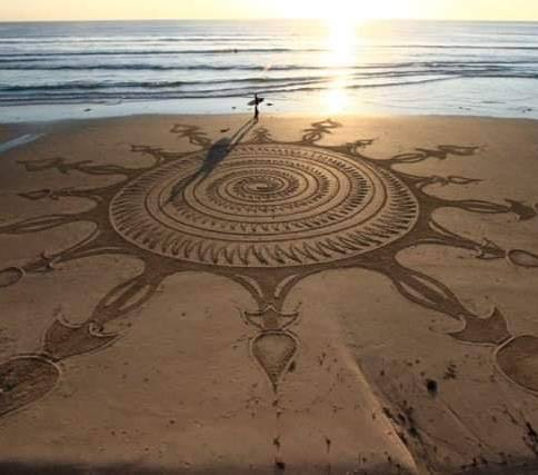 Sand Art - Jersey SandmanSaturday at 1430 - Free Activity !Get creative on Saturday with @jersey_sandman and help make a mark with some beautiful sand art, as part of OCL's World Ocean Day celebrations. There will be a prize for the best sculpture.