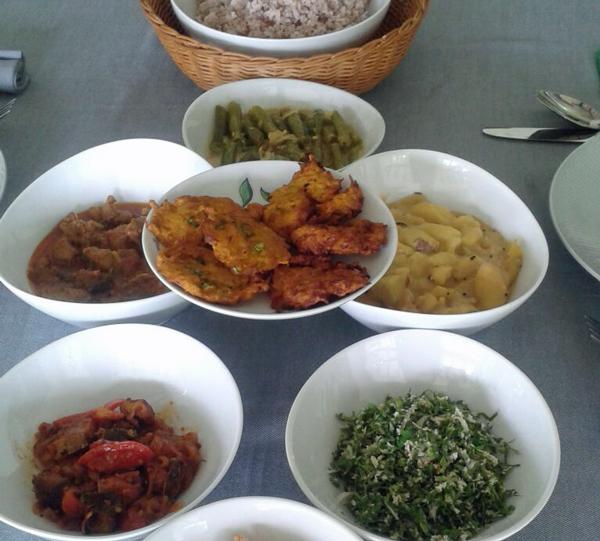 Hari Hari food