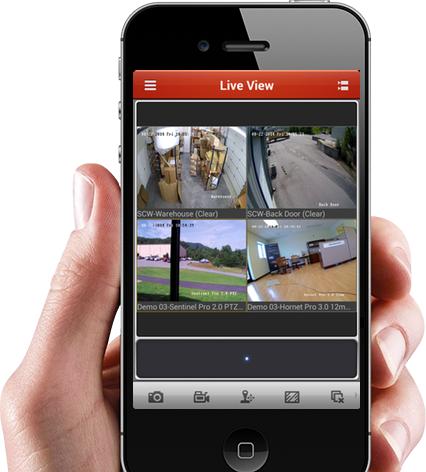 HIKVision IVMS App
