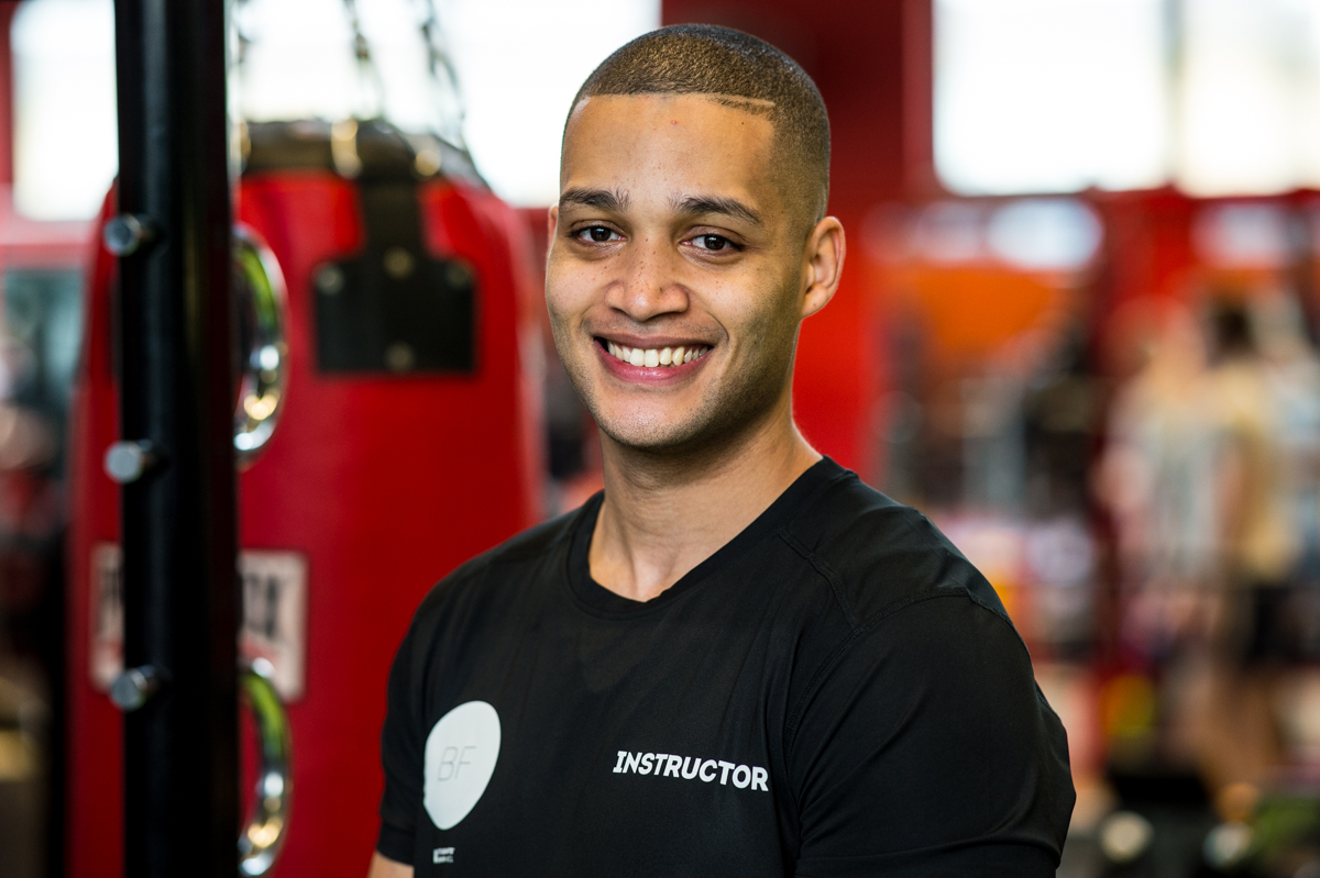 Daniel - TEAM LEADER FITNESSI am a Level 3 qualified fitness trainer and have 8 years training experience in fat loss, muscle gain, strength & conditioning, toning & sculpting, cardiovascular fitness, supplements and nutrition, boxing, sports performance and postural rehabilitation.