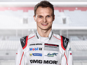 Marc Lieb, <br> Race Driver