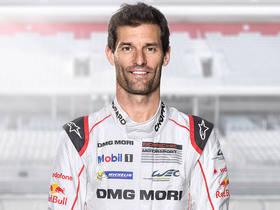 Mark Webber,<br> Race Driver
