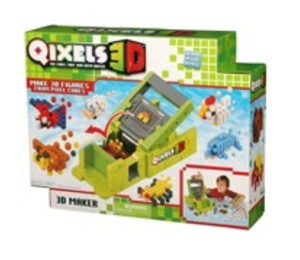 Qixels 3D Makers