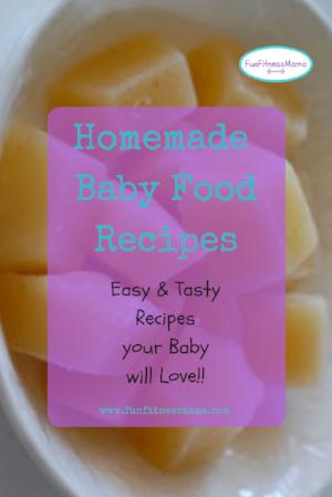 Apple Sauce Baby Food -