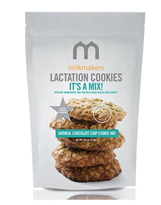 Milk Makers lactation cookie