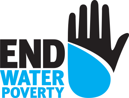 End Water Poverty membership logo for beyond water and award winning water charity