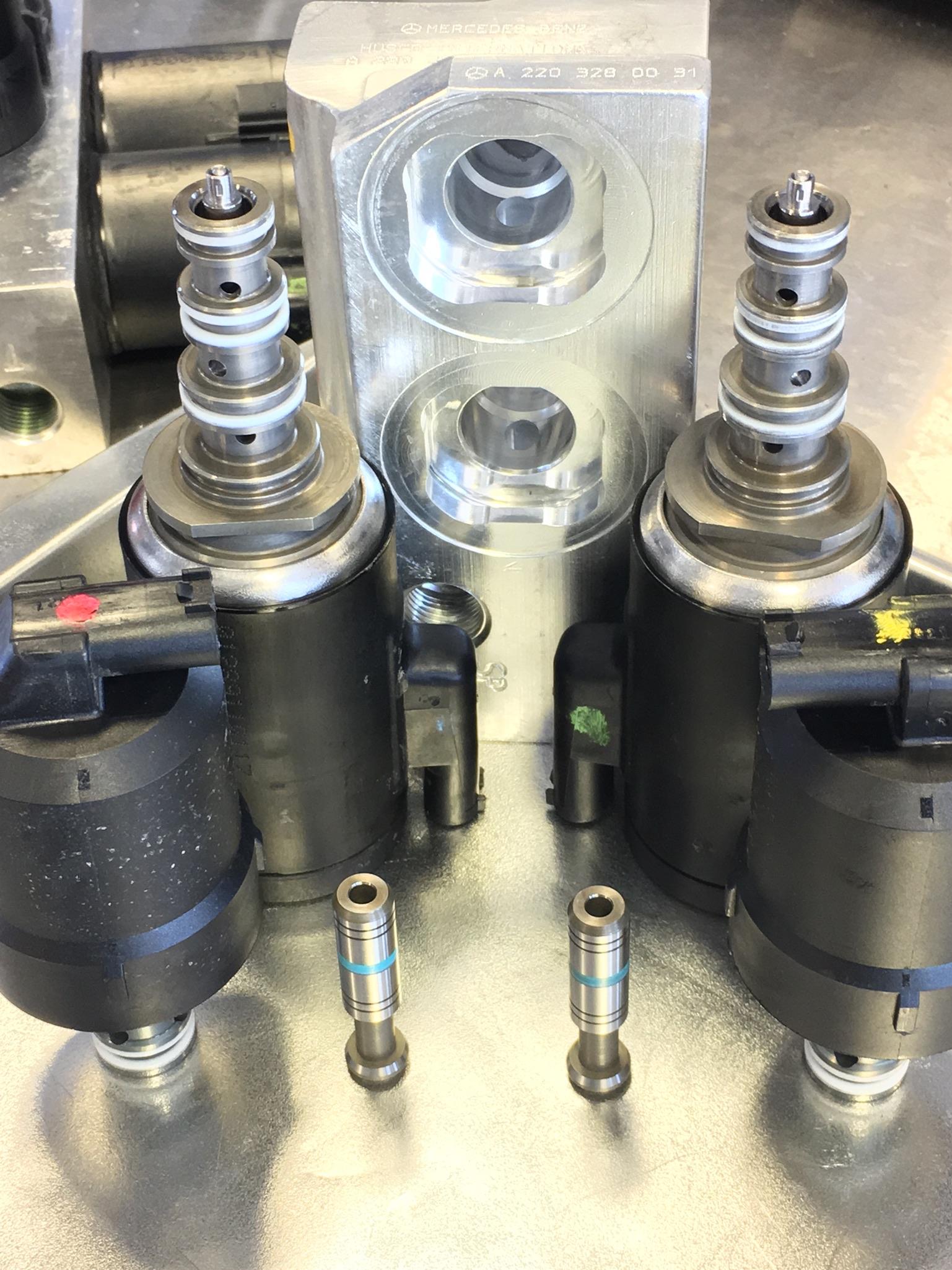 1 Source for ABC Valve Block Seals — DIY Benz Repair