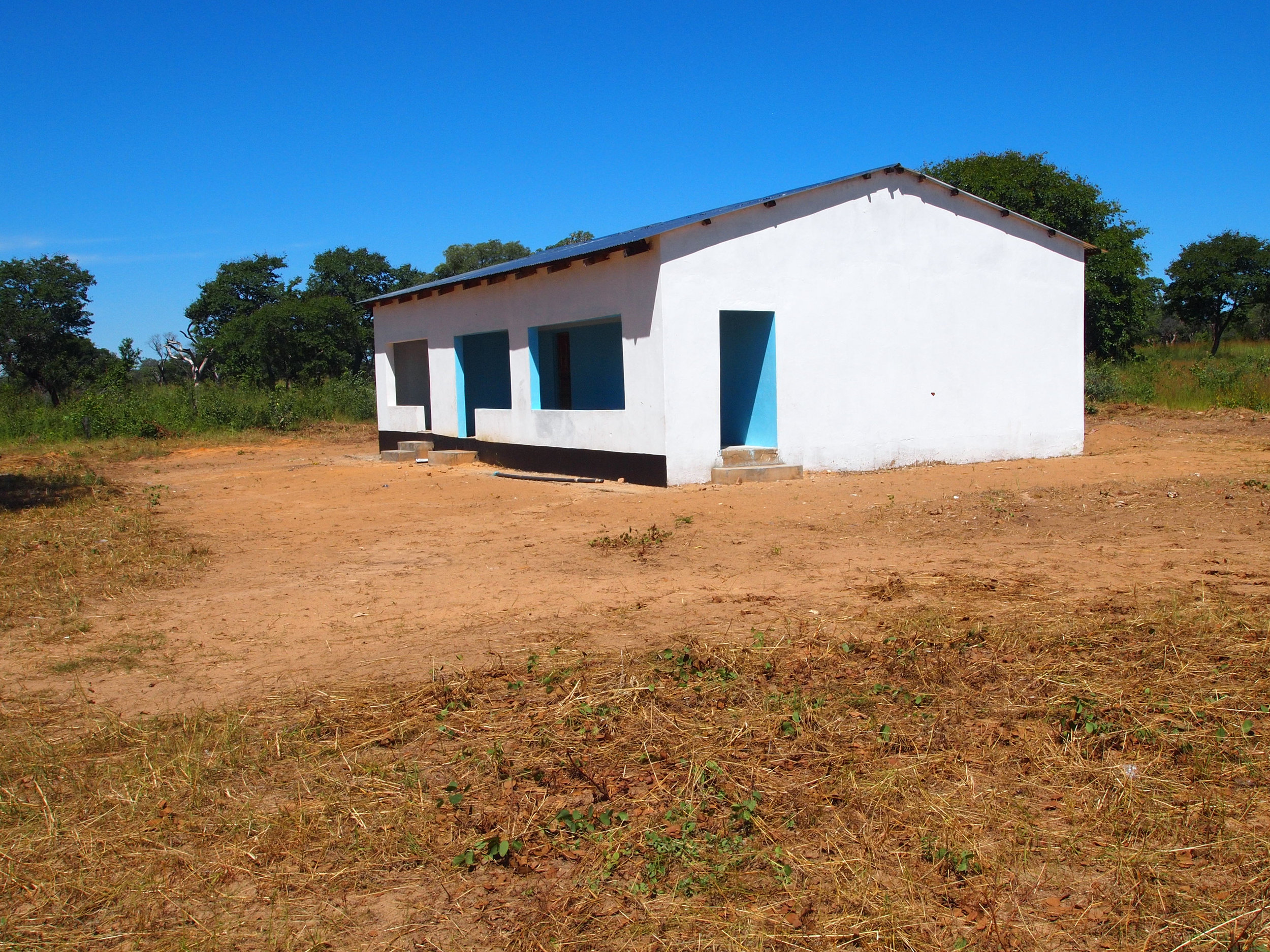 Sankandi outreach clinic
