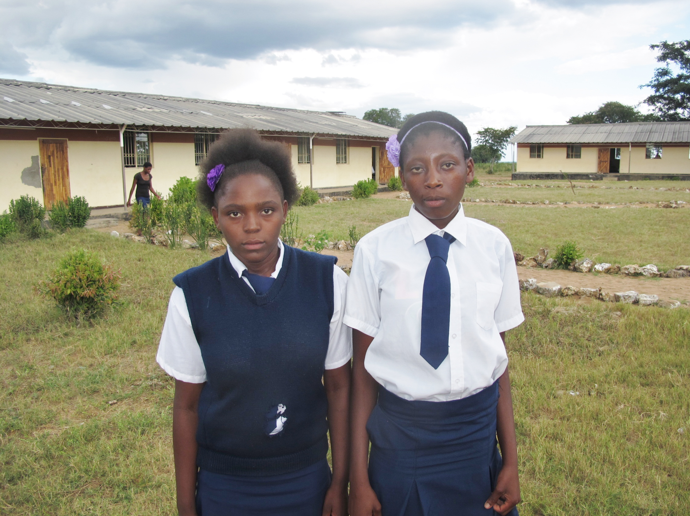 girls sponsored for the secondary cycle