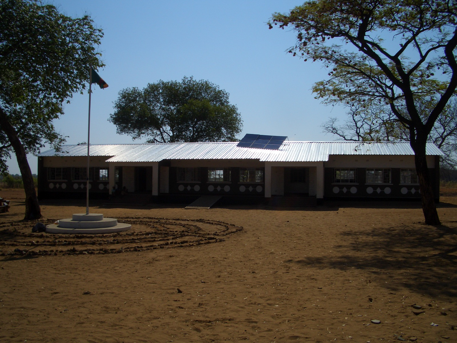 Sankandi Primary now