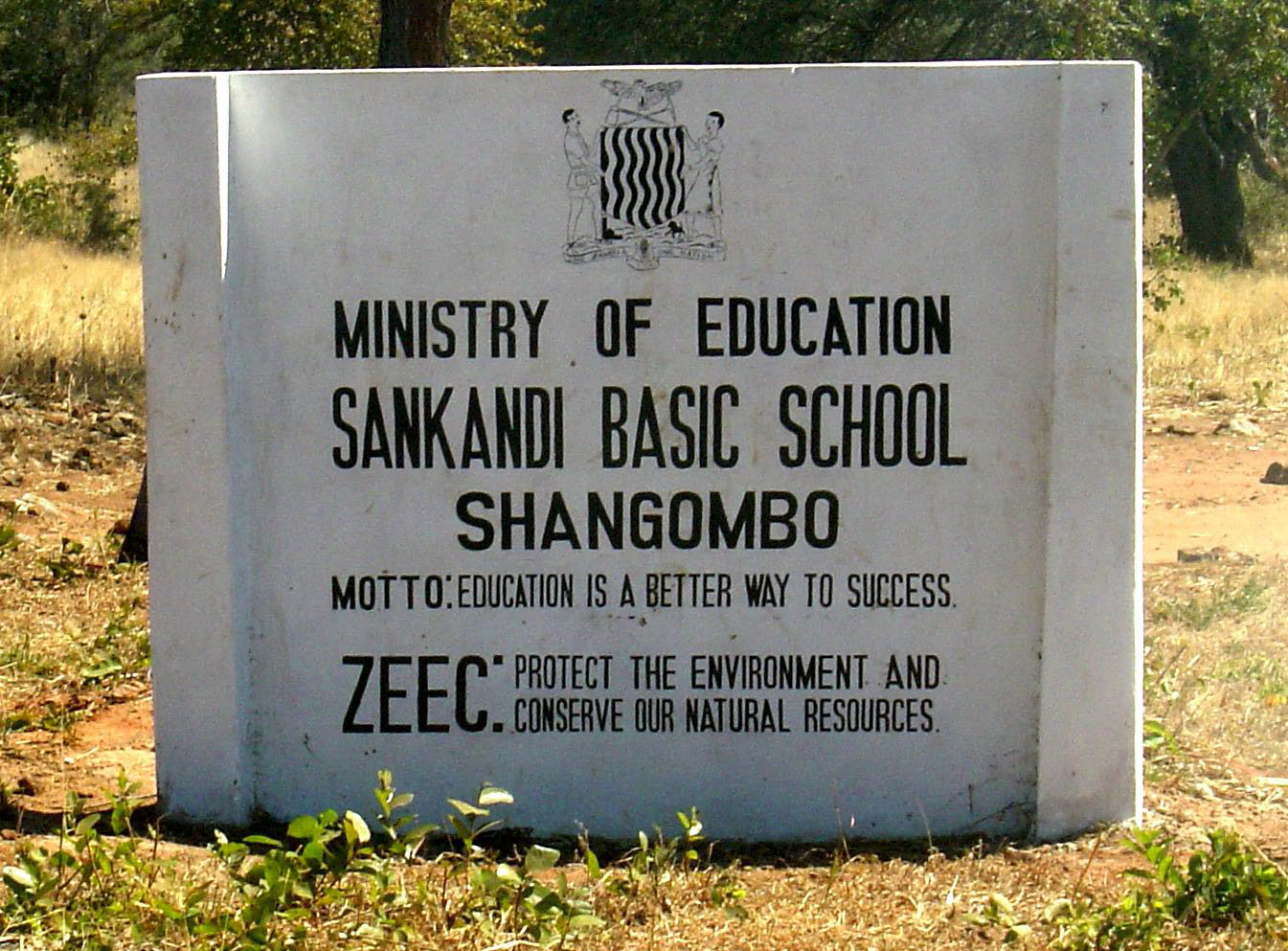 First school adopted by ZEEC