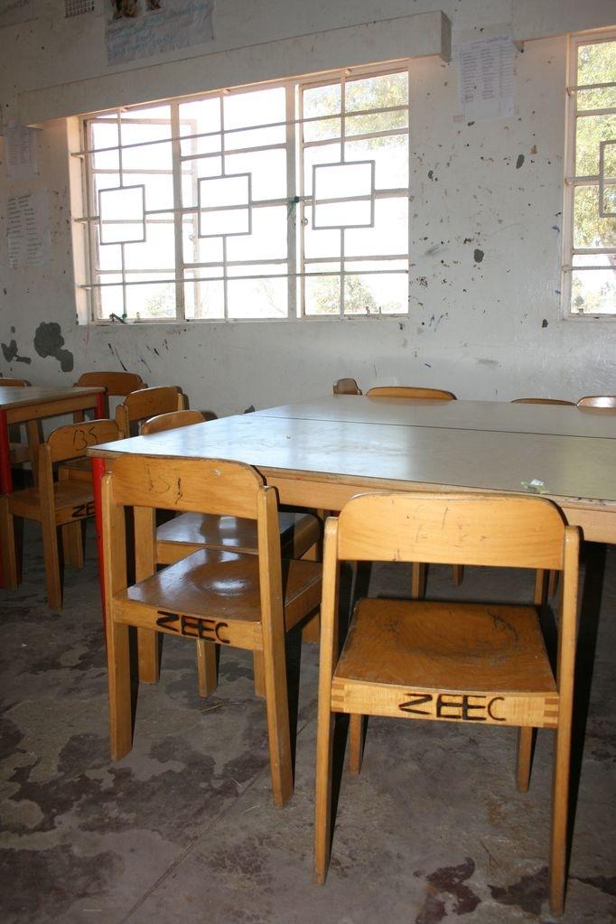 Classroom furniture from EEB1, Belgium