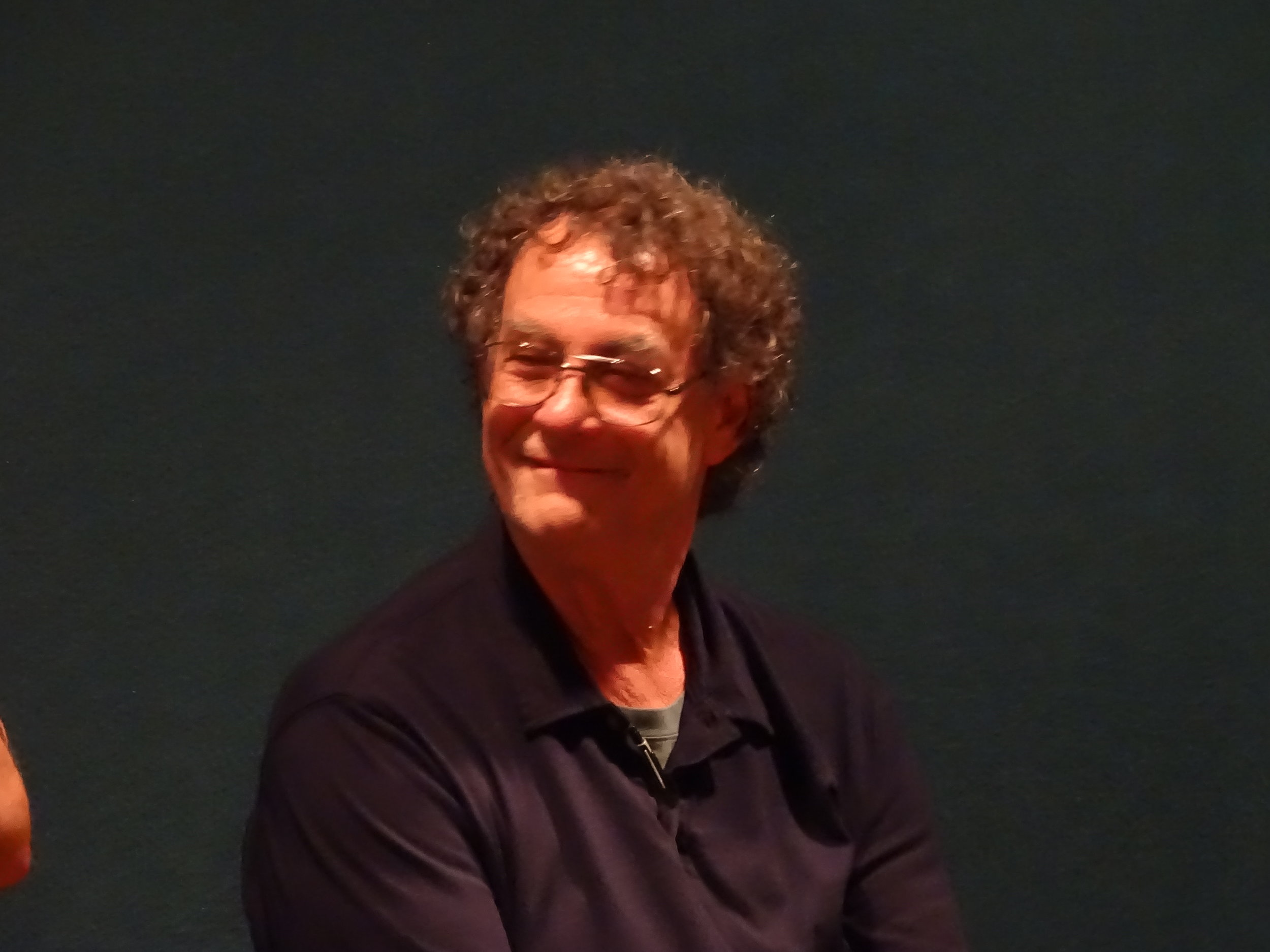 Playwright Gene Bruskin.JPG