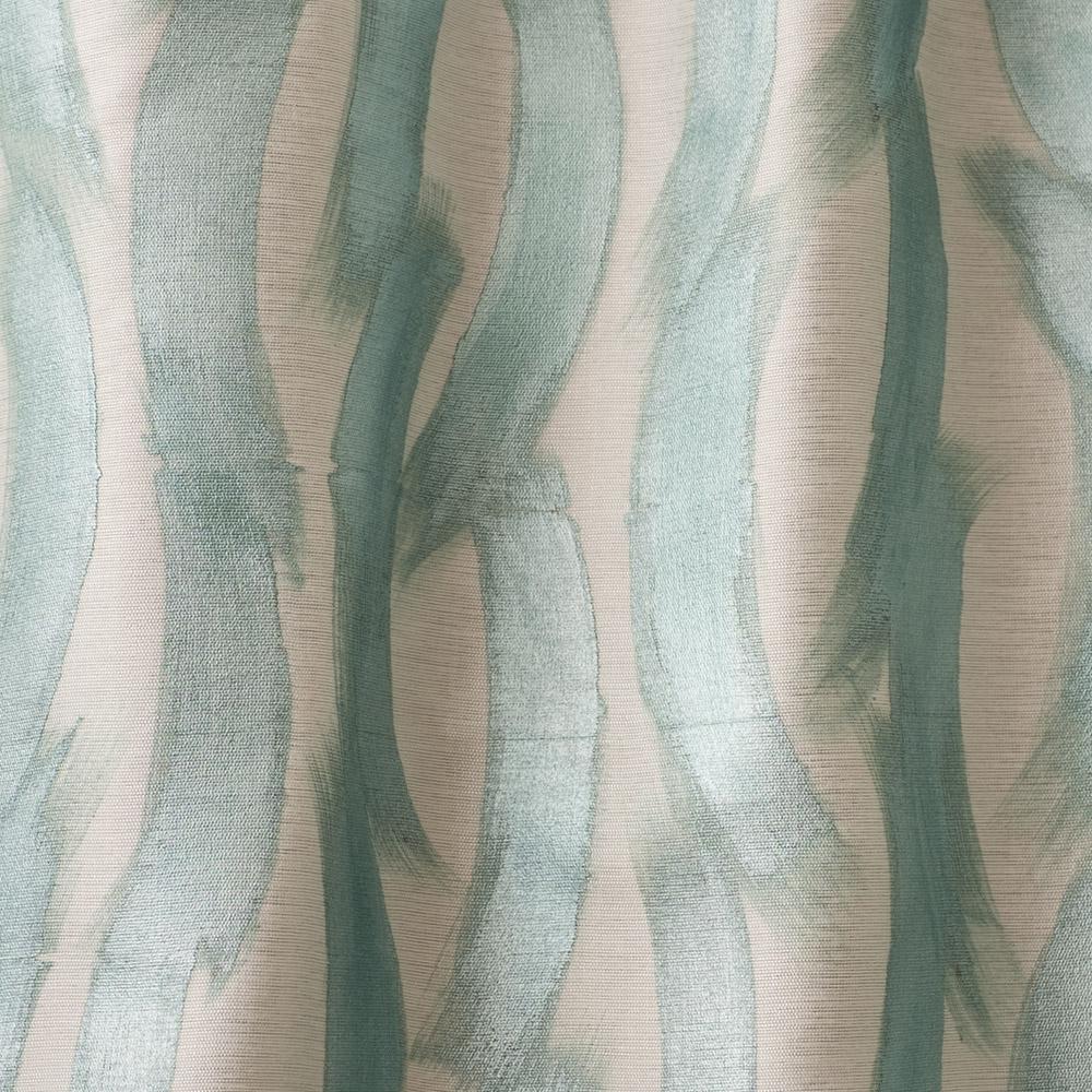 # 90-2   Aqua on Ivory