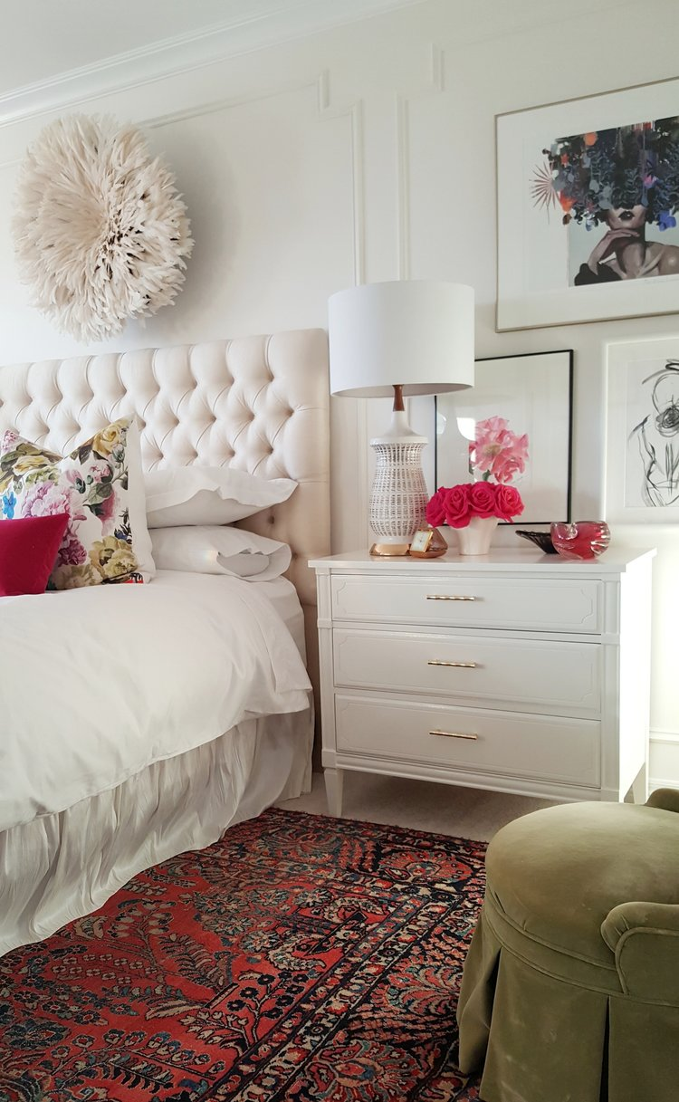 2017 Fall One Room Challenge: Principle Bedroom/Office | Carley Brandon Designs