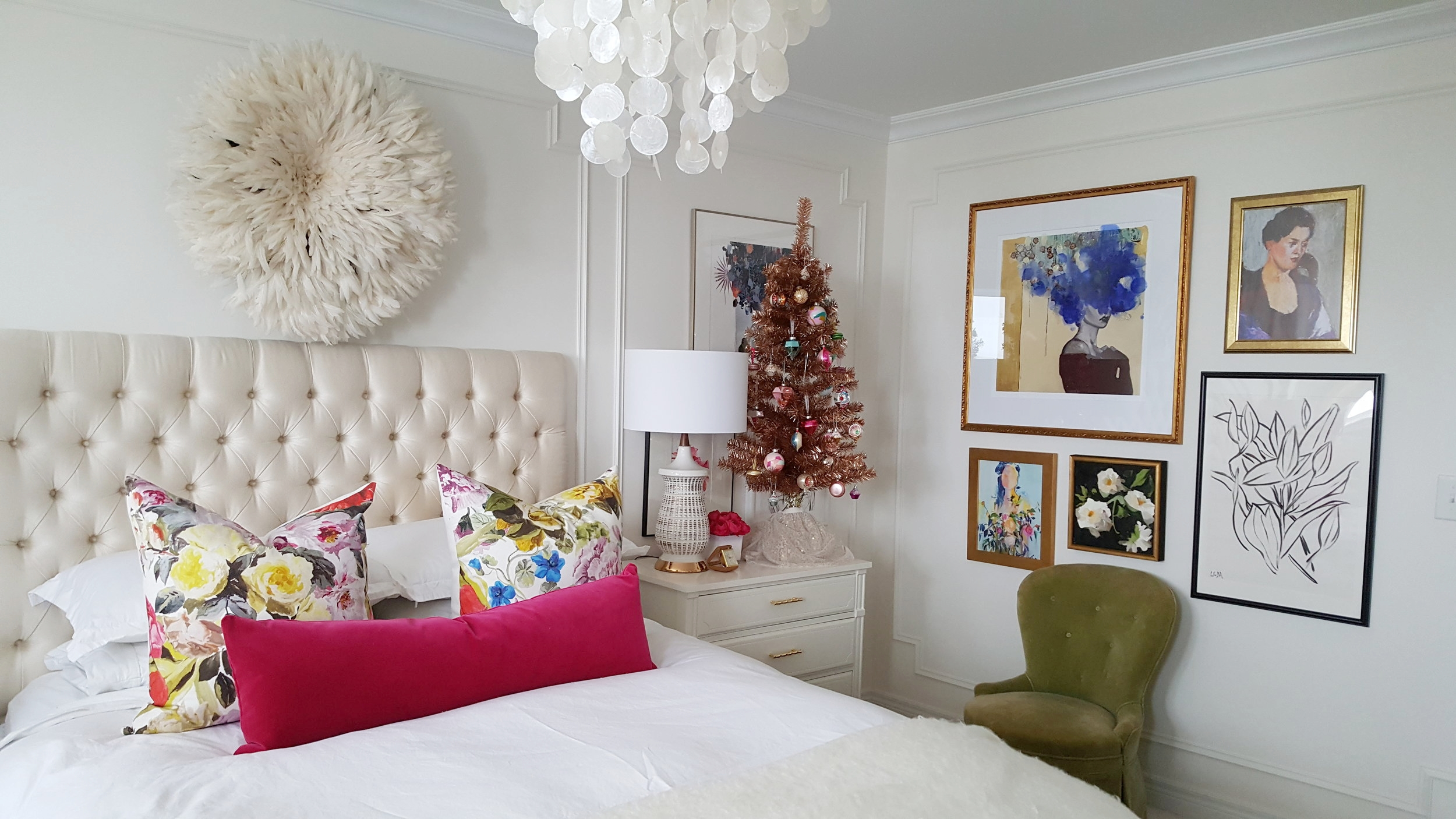 Deck the Halls: 2017 Holiday Home Tour | Carley Brandon Designs