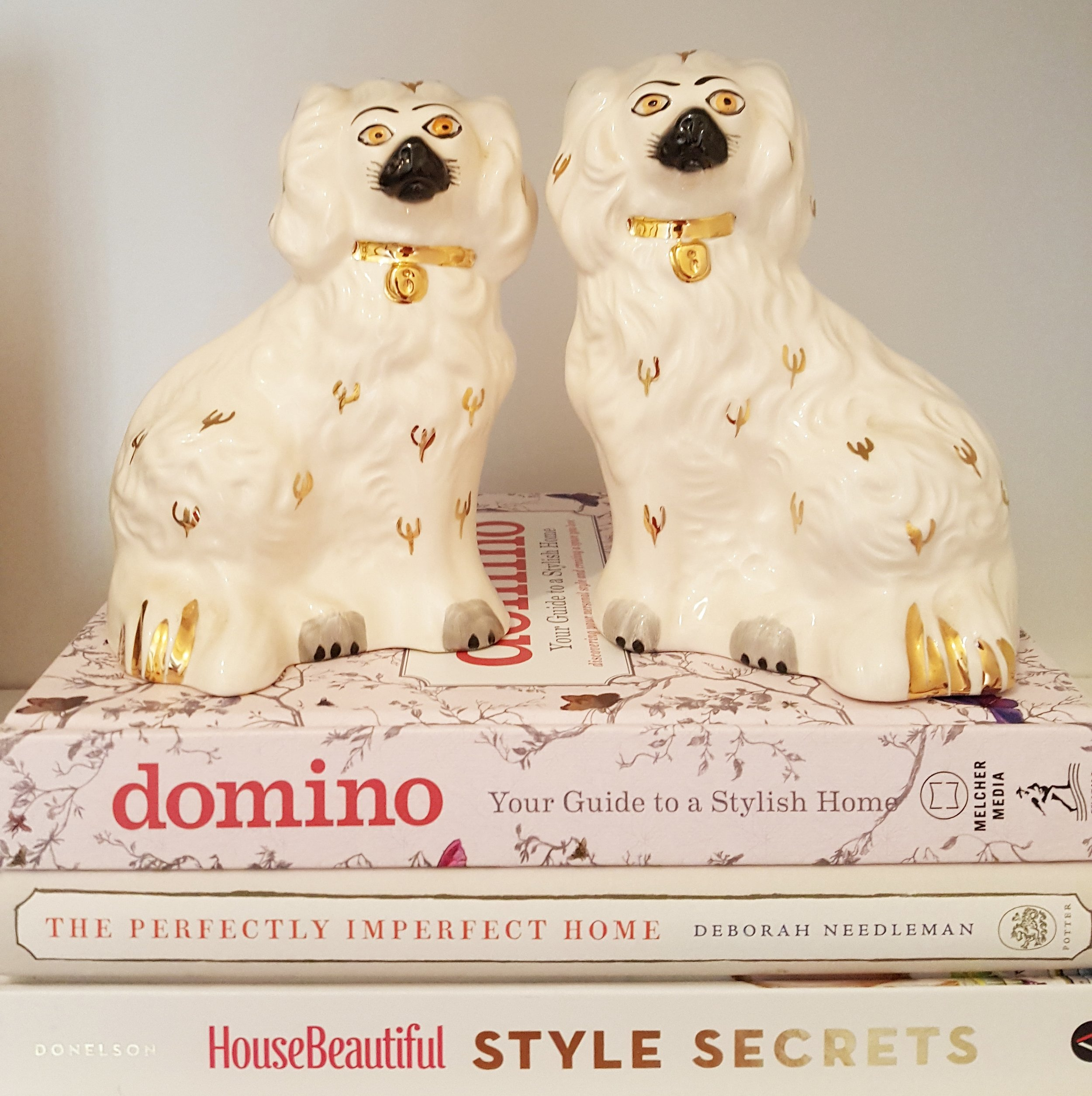Royal Doulton Staffordshire Dogs