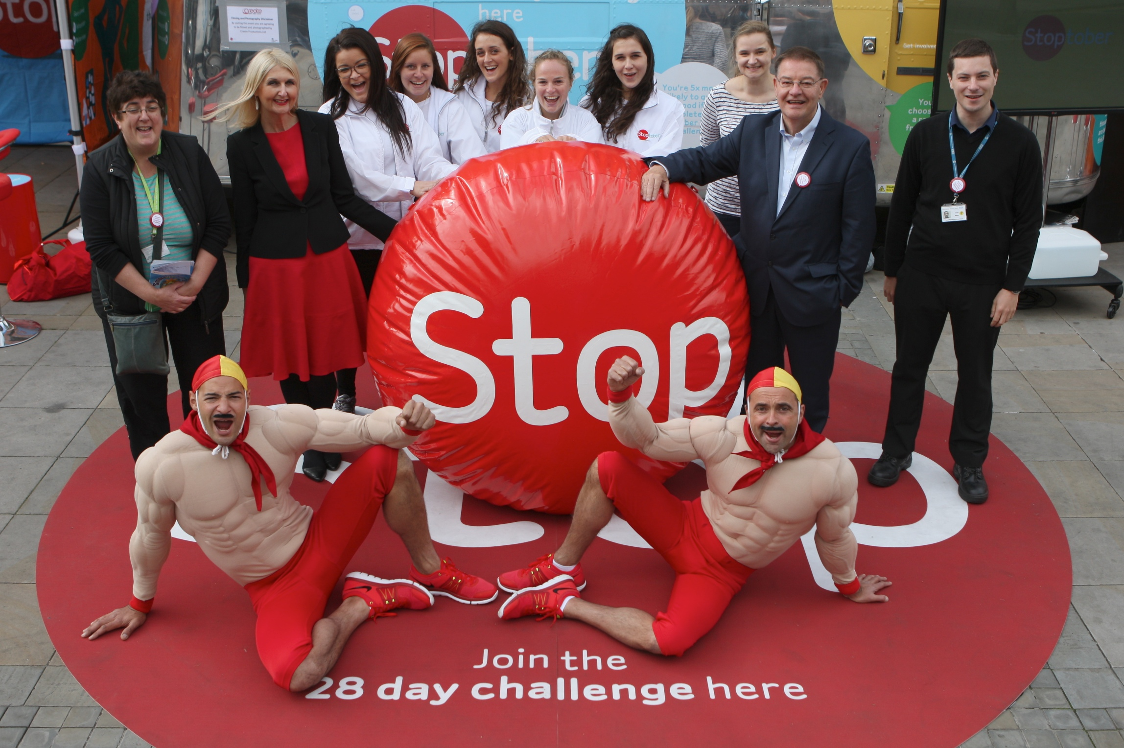 Public Health England    stoptober OVERVIEW    case study