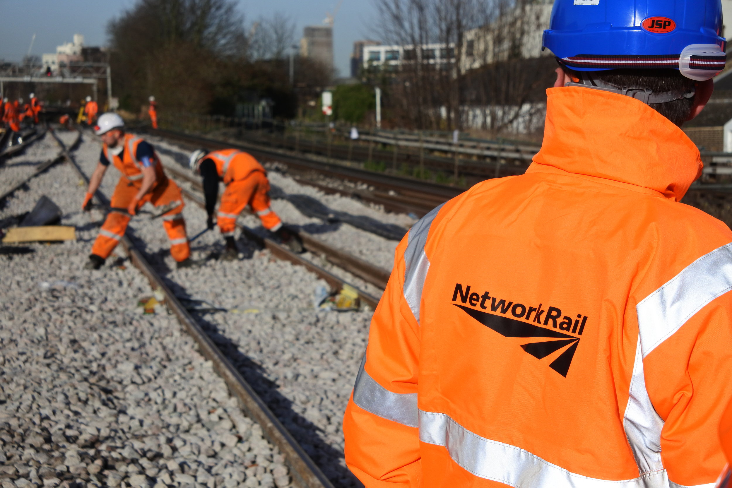 Network Rail and Partners    THE RAIL UPGRADE PLAN OVERVIEW    CASE STUDY