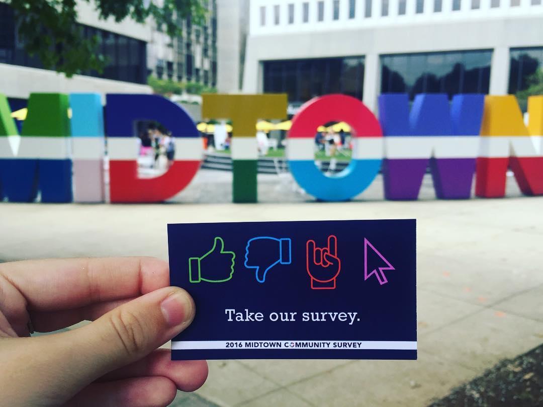 Midtown Alliance Survey