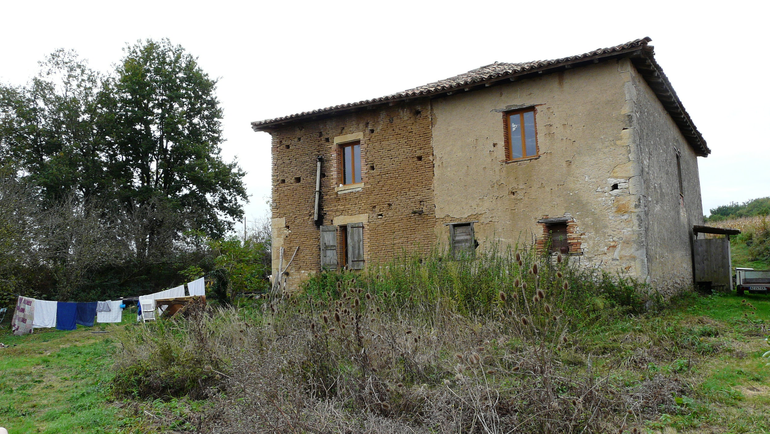 08 FAMILY HOME, PUYGAILLARD DE QUERCY, FRANCE.JPG