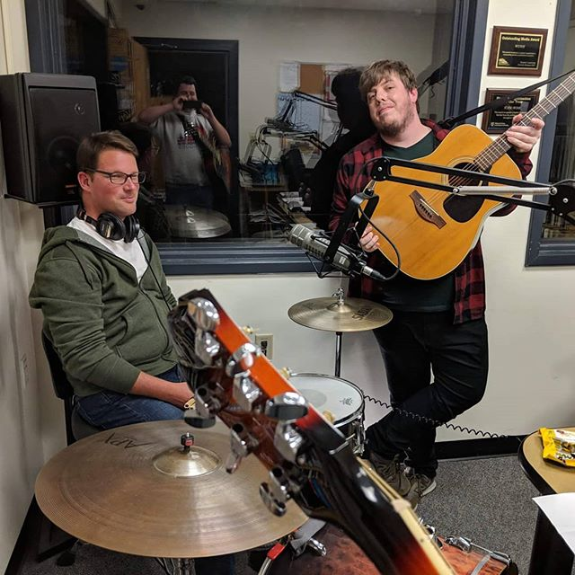 Playing an all acoustic set on The Dave Scott Radio Show at UNH. Tune in for the third hour on WUNH.org  I know we'll be tuning in!