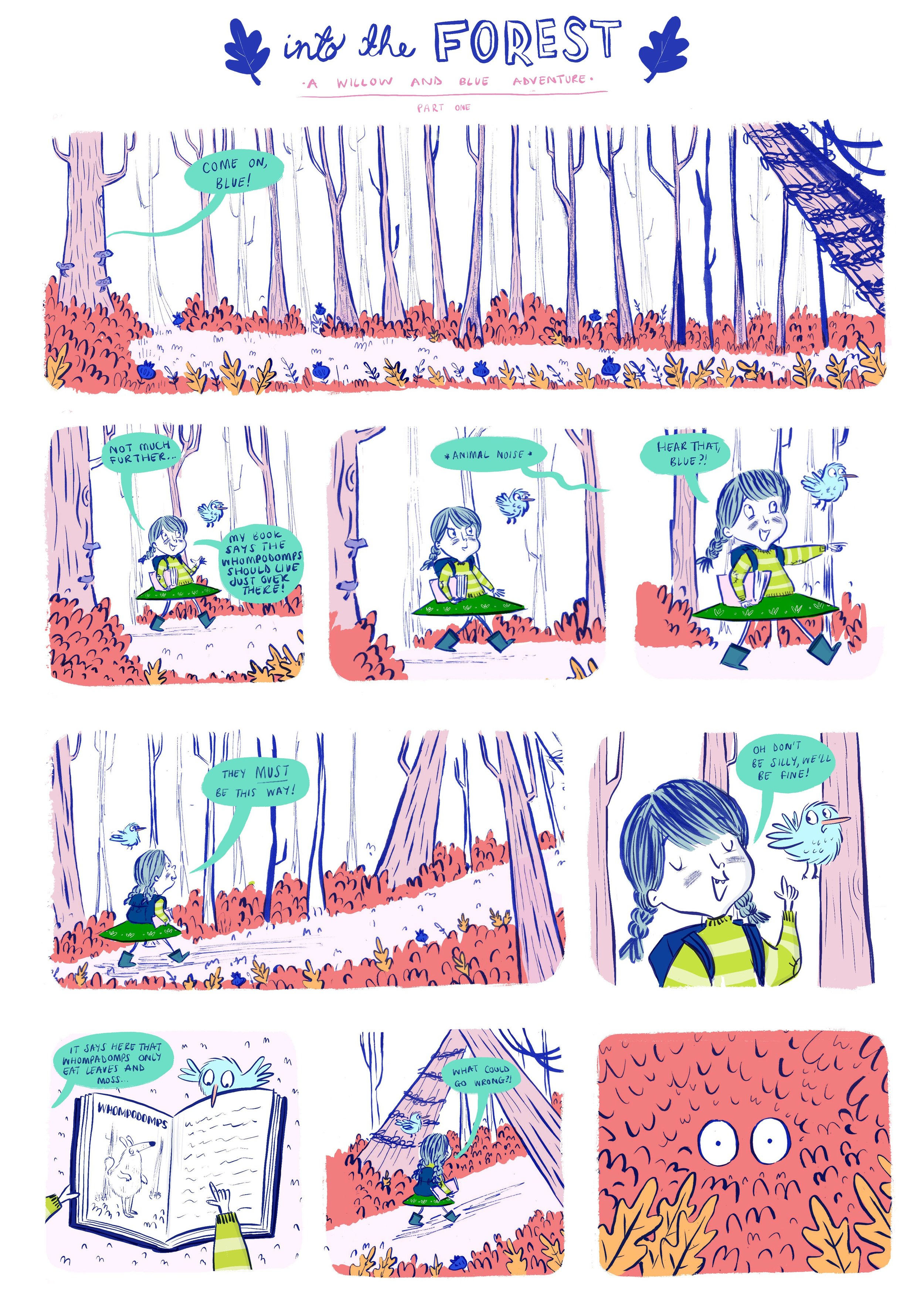 INTO THE FOREST-part one.jpg