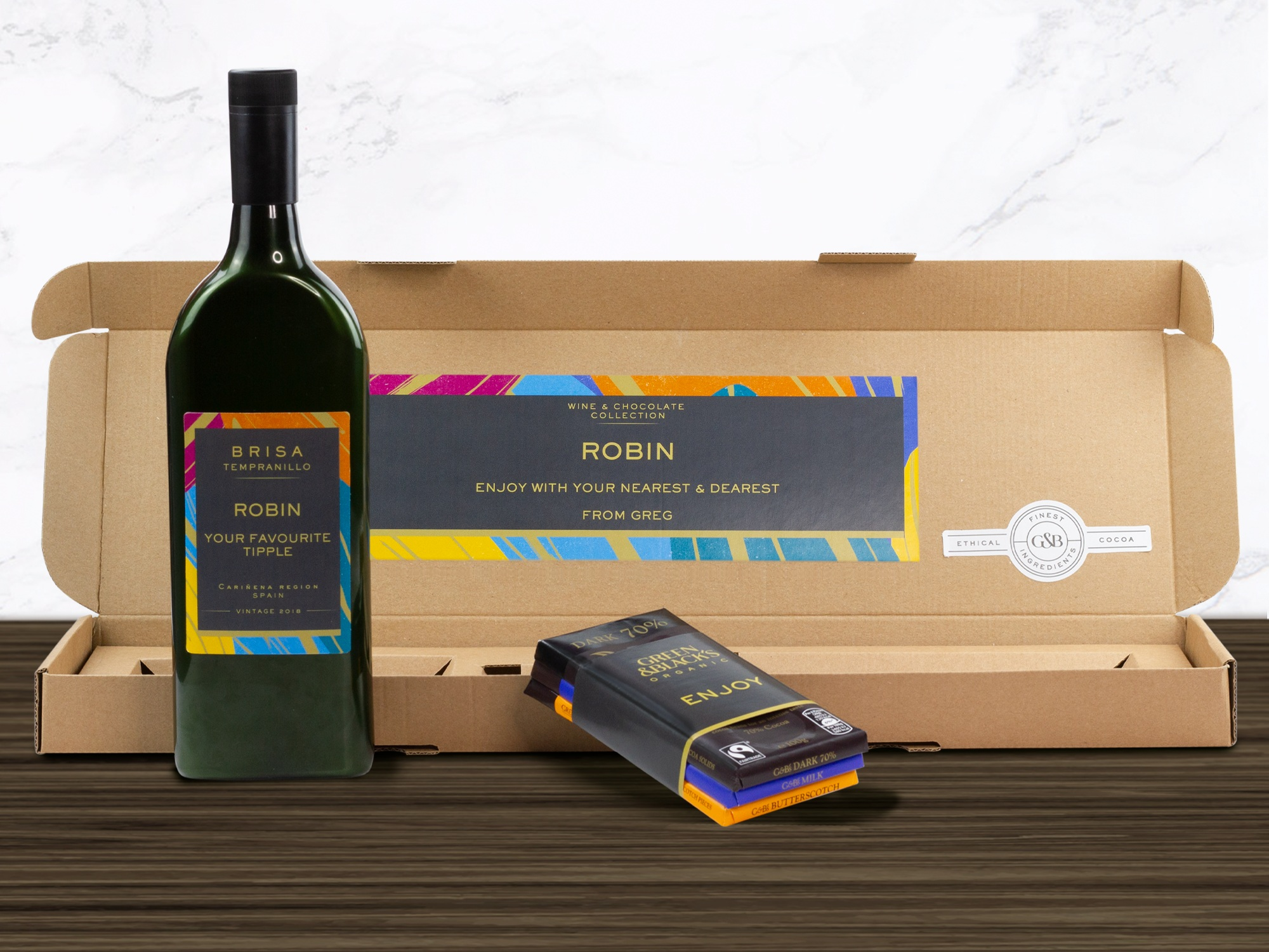 Mondelēz with Emagination Store  - We are collaborating with personalised gifting company Emagination Store, to offer bespoke indulgence gifts with brands from renowned multinational confectionery company, Mondelēz.