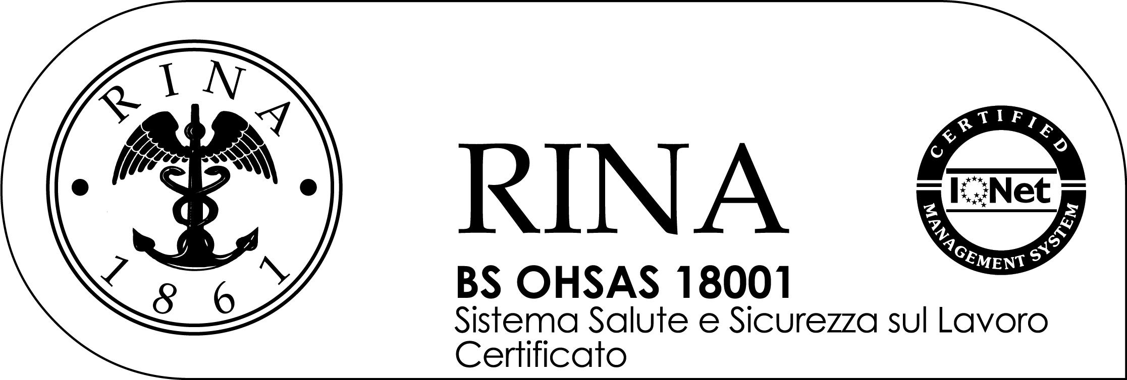 PALUMBO GROUP SPA /  OHSAS 18001